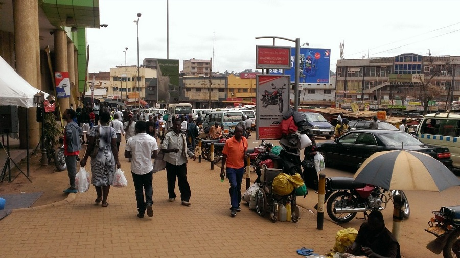 Homelessness is a problem in Kampala, as it is in the rest of the world.