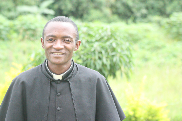 Fr. JohnBosco Wasswa