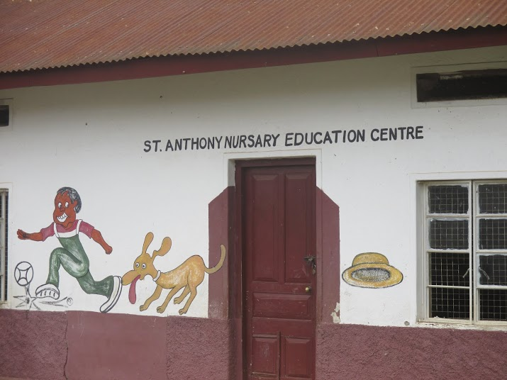 St. Anthony's Nursery School in Nkokonjeru
