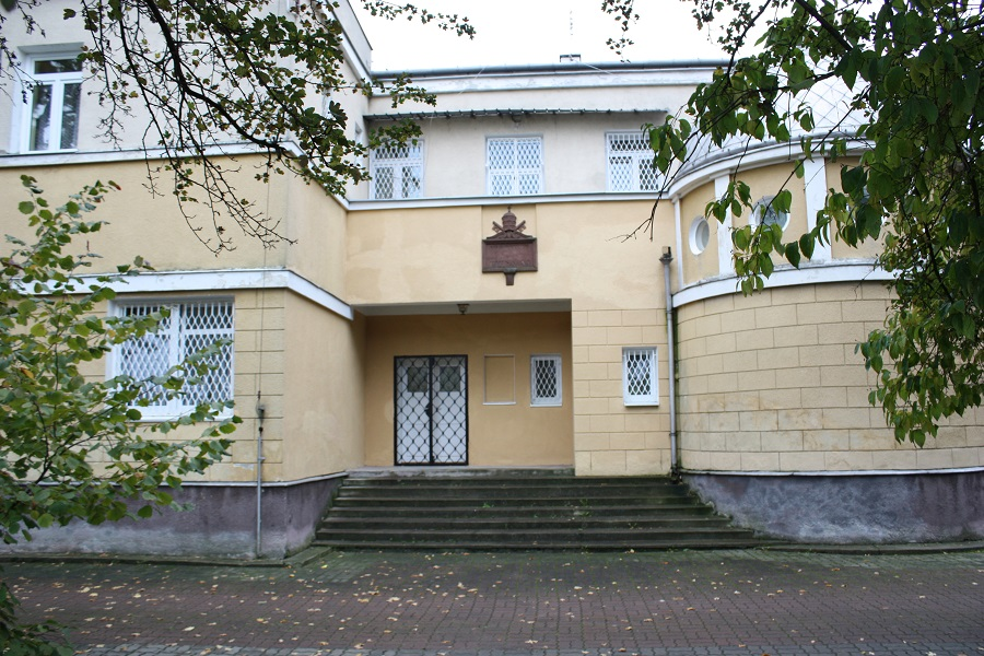 Pope Pius XI Orphanage in Chotomow, Poland where Wiola grew up with her two younger sisters.