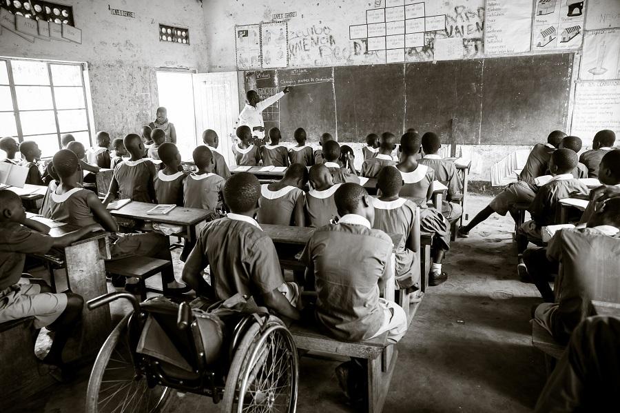 St. Alphonsus Demonstration School in Nkokonjeru